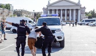 Волгоградские активисты требуют открытого суда по делу