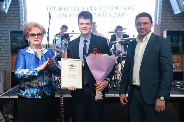 В Краснодаре 30 студентов получили именные стипендии главы города