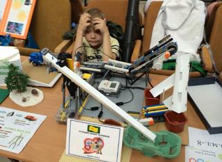 На Всероссийской робототехнической олимпиаде в Краснодаре выбрали лучшие работы