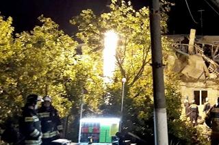 Власти Ростовской области обещают компенсации жильцам дома, в котором взорвался газ