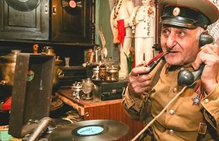 В Батайске пенсионер открыл частный музей