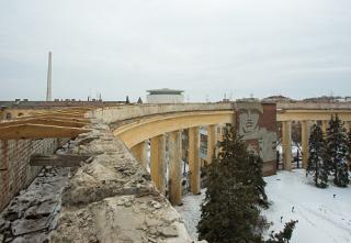 О разрушении 70% волгоградских памятников заявил Котельников