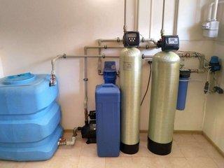 Очистка воды в Краснодаре