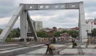 Большегрузы на Яблоновский мост не пропустят