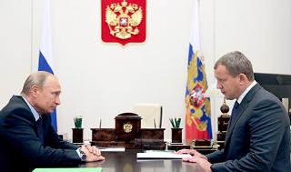 У Астраханской области новый врио губернатора