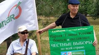Оппозиция в Калмыкии пожаловалась в избирком