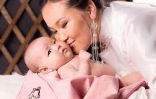 У Калмыкии второе место по рождаемости