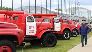 Эффективность пожаробезопасности в Адыгее обеспечат новые подразделения