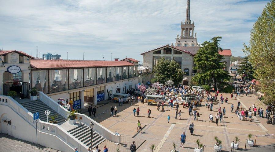 Туристов начали штрафовать за неуплату курортного сбора