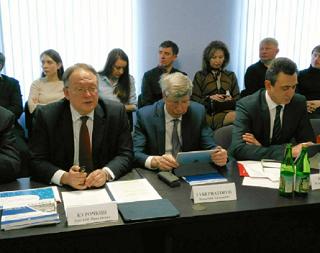 О своей деятельности отчиталась Союза «Астраханская торгово-промышленная палата