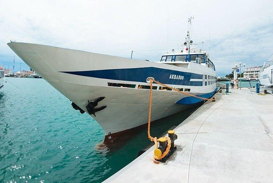 Между Сочи и Туапсе открывается морское сообщение