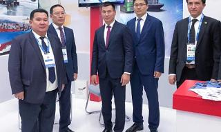 В обсуждении экономических проблем на Каспийском экономическом форуме участвует Бату Хасиков