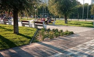 В Кировском районе Волгограда благоустроят парк