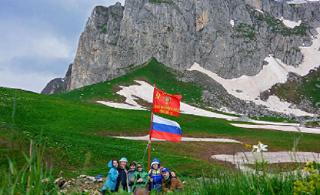 Поход по живописным местам Кавказского биосферного заповедника Адыгеи совершат участники пешего перехода