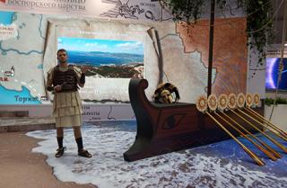 Туристы впервые отправятся по Золотому кольцу Боспорского царства»