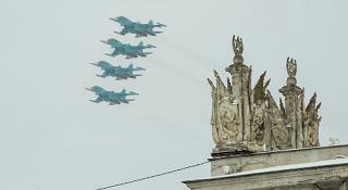 Военная техника не пролетит над Волгоградом 1 сентября