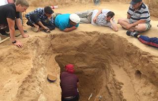 Исследования степных курганов Астрахани заставили археологов сделать сенсационный вывод