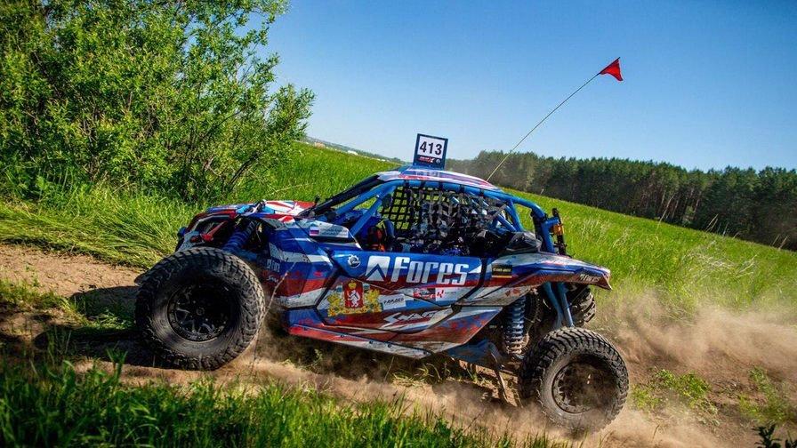 CAN-AM X RACE проходит в Астрахани