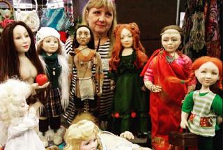 Мастеров народно-художественных промыслов выставили свои работы в Станице Даховской