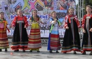 В Волгограде праздником