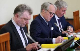 Новый посол ФРГ в России Геза Андреас фон Гейр обсудил с губернатором Краснодарского края вопросы сотрудничества двух стран