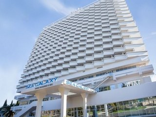 Sea Galaxy Hotel поможет вам провести мероприятие любого типа