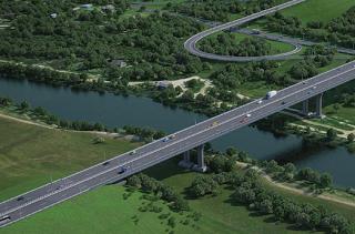 Снизить нагрузку на транспортную сеть Волгограда поможет новая магистраль в обход города