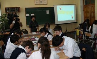 В Адыгее проверили знания учащихся по предмету