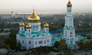 Туристический кластер в Ростовской области решила создать Донская митрополия Русской православной церкви