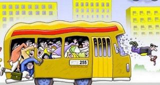 Астраханцы обсуждают свой общественный транспорт