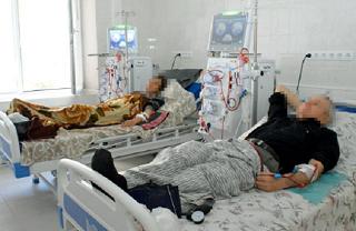 Диализное отделение, появившееся в Адыгейской республиканской больнице, оснащено самым современным оборудованием