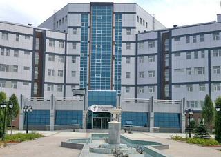 Детскую больницу и два блока республиканской больницы сдадут вовремя - заверили подрядчики