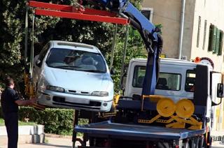 Ввсего одна организация в Ростове будет иметь право на эвакуацию автомобилей на автостоянку
