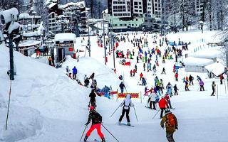Зимний горнолыжный курорт «Красная Поляна» откроется первым