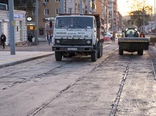 Трудности с завершением ремонта улицы Станиславского в Ростове создали аэропорты