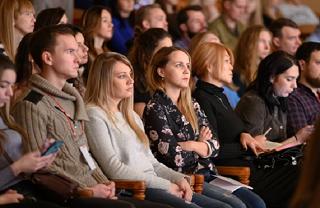 Молодежному предпринимательству посвятили форум в Волжском