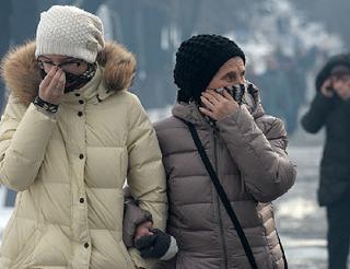 В Астрахани определяют источник неприятного запаха