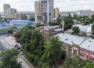В Волгограде полностью изменят территорию бывшего ликероводочного завода