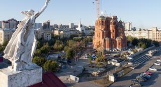 Вновь без конкурса в Волгограде заключили договор с компанией «Приволжтрансстрой