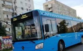 В Астрахань из Москвы вновь прибудет партия автобусов