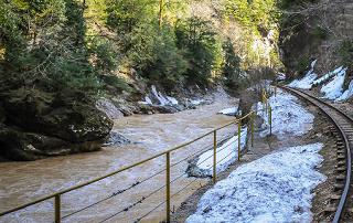 В Гуамском ущелье на период до 10 января возобновят пешие прогулки