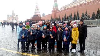В фестивале «Рождественские звезды-2020» в Москве приняли участие артисты из Калмыкии