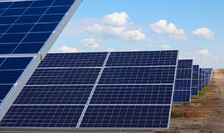 Начались работы по строительству солнечных электростанций в Адыгее