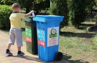В Адыгее не впервые поджигают контейнеры для мусора