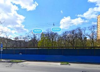 На огороженной долгое время площадке в центре Ростова наконец построят многоэтажку