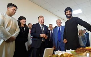 Адыгея принимает у себя представителей бизнеса из Казахстана