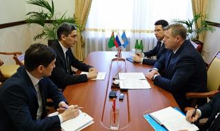 Развитию Астраханско-туркменского  сотрудничества поспособствует создание совета по вопросам предпринимательства