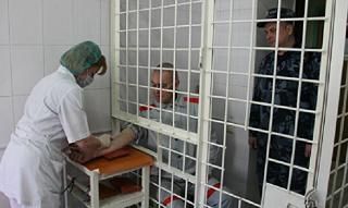 В медицинских кабинетах ФКУ ИК-2 пора сделать ремонт - считает прокуратура