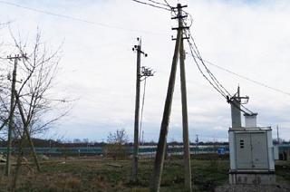 Наконец на хуторе Грозном в Адыгее заработала ЛЭП