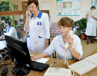 Взрослое работающее население сможет получать в Астрахани медицинскую помощь до 22:00 ежедневно